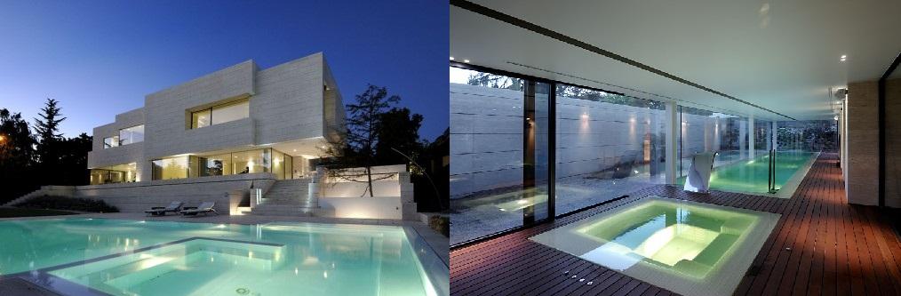 Maison de r ve madrid fl neries d 39 une bordelaise - La temperature ideale dans une maison ...