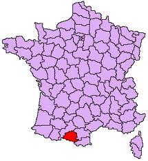 Maintenant vous savez où se trouve l'Ariège